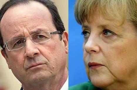 Dégradation par S&P: Berlin inquiet du décrochage de la France | Union Européenne, une construction dans la tourmente | Scoop.it