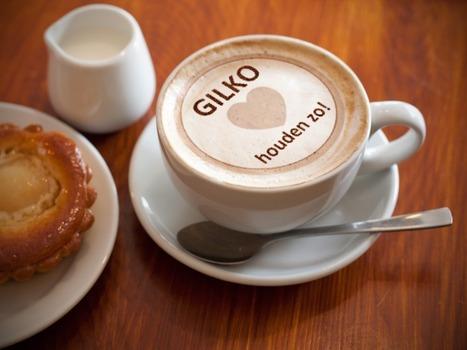 De koffie smaakt weer...   GILKO OP DE FOTO   Scoop.it