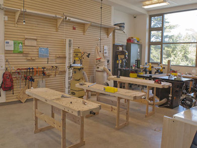 Designing a School Makerspace | Invent To Learn: Making, Tinkering, and Engineering in the Classroom | Scoop.it
