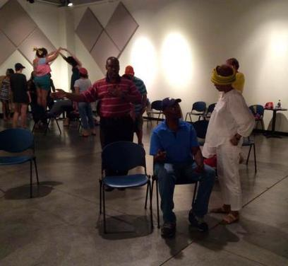 Ferguson Artist Gathering: In Conversation with Jacqueline Thompson and Don McClendon | Music, Theatre, and Dance | Scoop.it