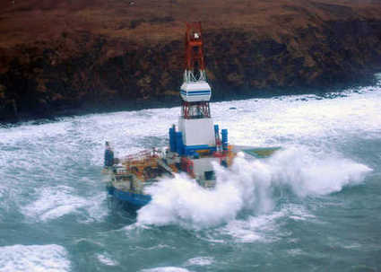 Latest Shell Debacle in Alaska Part of a Larger Pattern of Risk and Failure | The Great Transition | Scoop.it