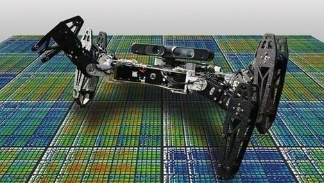 Robô danificado pode curar-se em menos de 2 minutos | Ciência Online - Saúde, Tecnologia, Ciência | tecnologia s sustentabilidade | Scoop.it