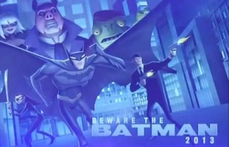 Update: 'Beware the Batman' To Be WB's Next Animated Series | Transmedia: Storytelling for the Digital Age | Scoop.it