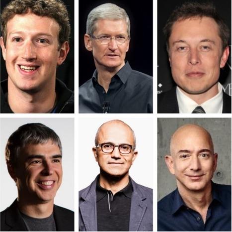Behold the new mega innovationcompany | The Jazz of Innovation | Scoop.it