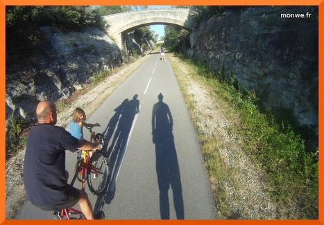 La Voie Verte, Sommières/Caveirac | Mon week end dans l'Herault | Cyclotourisme - véloroutes et voies vertes | Scoop.it