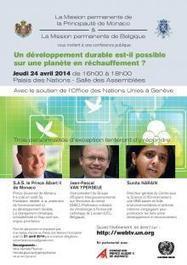 Un Développement durable est-il possible sur une planète en réchauffement ? | Réseau Environnement de Genève | Développement durable | Scoop.it