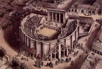 The Roman Theatre of Verulamium | Roma: Imperio Prosper | Scoop.it