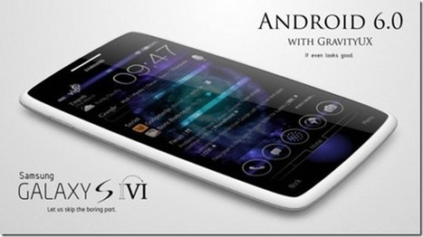 » Concept Samsung Galaxy S VI 2015 Or Even Further Future technology | Advancement in Technology | Scoop.it