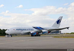 First MAS A380 revealed in special livery | FlightControl | Scoop.it