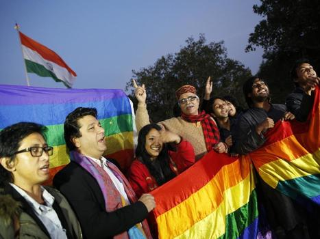 India's Supreme Court to debate colonial law criminalising gay sex | The Independent | Kiosque du monde : Asie | Scoop.it