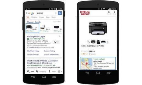 Google lance en France son outil pour mesurer l'impact d'une publicité AdWords sur les visites en magasins   Offremedia   TICTICTIC   Scoop.it