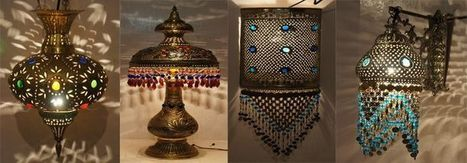 Online Shopping for Lamps and Lanterns   Indian shaily crafts   Scoop.it