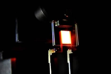 ¿Un retorno de las bombillas incandescentes renovadas gracias a la nanotecnología? — Noticias de la Ciencia y la Tecnología (Amazings®  / NCYT®) | Profe Tolocka | Scoop.it
