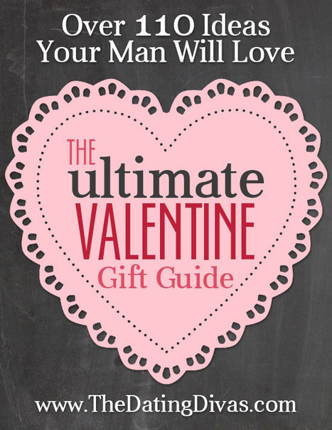 The Ultimate Valentine's Gift Guide   The Dating Divas   Valentines Day   Scoop.it