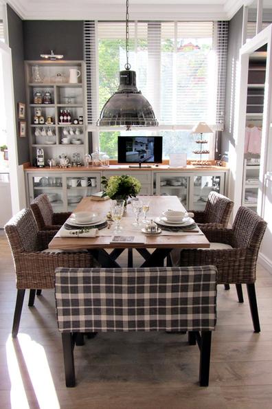 Verrière : une idée déco très chic pour aménager sa cuisine | décoration & déco | Scoop.it