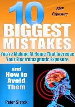 Dix erreurs qui augmentent votre exposition aux champs électromagnétiques | Toxique, soyons vigilant ! | Scoop.it