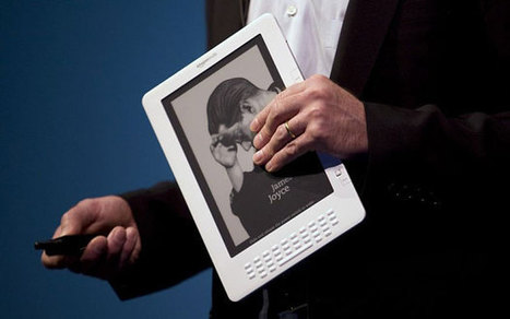 Kindle sales have 'disappeared', says UK's largest book retailer - Telegraph | Book Publishing | Scoop.it