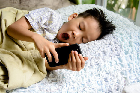 Wired and tired: why parents should take technology out of their kid's bedroom | Edumathingy | Scoop.it