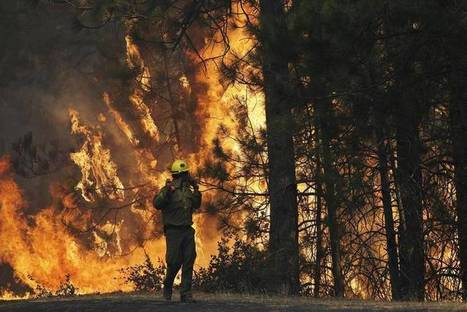 Pay for fighting wildfires like natural disasters | sustainability and resilience | Scoop.it
