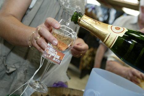 Route du champagne : quel intérêt pour les vignerons? | La Route du Champagne en Fête | Scoop.it