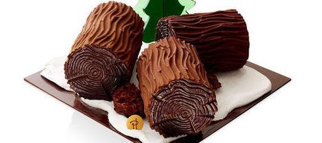 Bûche de Noël: du haut de ce gâteau, 5000 ans vous contemplent | L'Express {STYLES} | Actu Boulangerie Patisserie Restauration Traiteur | Scoop.it