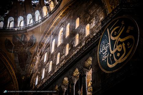 Hagia Sophia - Gallery - Sabino Parente Photography | Fujifilm X Series APS C sensor camera | Scoop.it