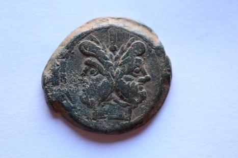 Arqueólogos de EEUU y Canadá hallan un 'as' romano cerca de Numancia | LVDVS CHIRONIS 3.0 | Scoop.it