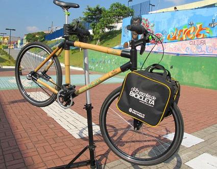 Prefeitura da Cidade de São Paulo - Primeiras Escolas de Bicicleta do mundo estão funcionando em São Paulo | Urban Life | Scoop.it