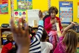 Portsmouth preschoolers get a jump on Spanish | HamptonRoads.com | PilotOnline.com | Spanish in the United States | Scoop.it