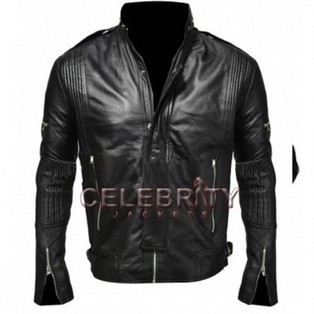 Electroma Daft Punk Leather Jacket | Celebrity Movie And Gaming Jackets | Scoop.it