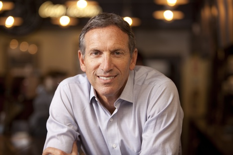 Starbucks CEO Howard Schultz: Quotations About Building a World Class Brand | Brand Marketing & Branding | Scoop.it