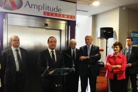 François Hollande assure que la LGV en Aquitaine verra le jour!   Immobilier au Pays Basque   Scoop.it