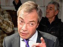 EXCLUSIVE 'We're tired of wars' - Nigel Farage explains why we MUST resist striking Syria | UK | News | Daily Express | right wing news | Scoop.it
