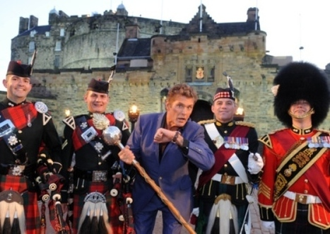 Taking time Hoff to meet Tattoo stars - Features - Scotsman.com | Today's Edinburgh News | Scoop.it