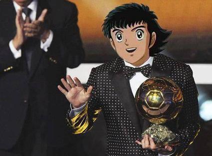 Twitter / MotivacionesF: Balón de Oro para... ... | Futbol | Scoop.it