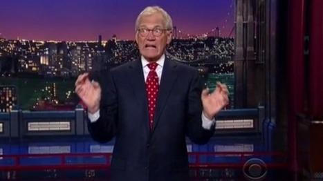 David Letterman presents 'Ann and Mitt Romney Lies' | Daily Crew | Scoop.it