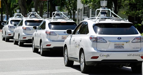 "The Driverless Car Tipping Point Is Coming Soon | L'impresa ""mobile"" 