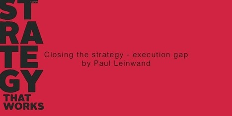 Strategy That Works - Book Review via Curagami | Startup Revolution | Scoop.it