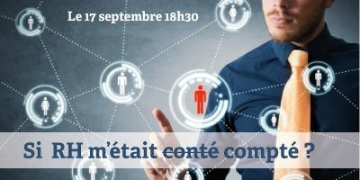 Si RH m'était conté compté ? Le Mardi 17 septembre dès 18h30 à La Cantine Toulouse | La Cantine Toulouse | Scoop.it