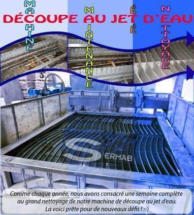 Timeline Photos   Facebook   Découpe au jet d'eau   Scoop.it