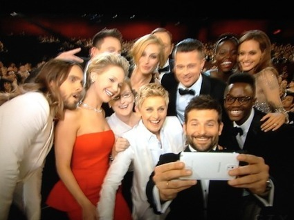 Selfie e Nomination: il colpo grosso di Samsung agli Oscar Awards   Astound! Fashion marketing & communication   Scoop.it