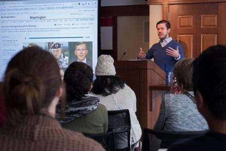 The four kinds of people you meet in newsrooms going digital | DocPresseESJ | Scoop.it