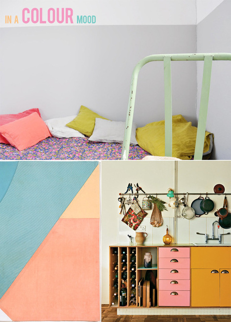 Happy Interior Blog: Put On Some Colour | Interior Design & Decoration | Scoop.it