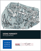 Losing Humanity   Human Rights Watch   Un poco del mundo para Colombia   Scoop.it