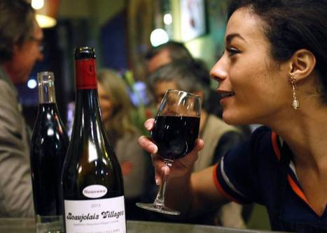Beaujolais makers aim higher - The Japan Times   binNotes France - Wine & Culture   Scoop.it