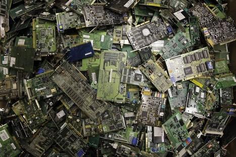 The Global Cost of Electronic Waste | Propriété Intellectuelle et Numérique | Scoop.it