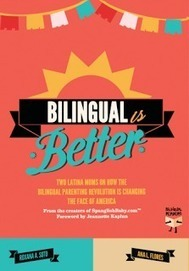Lucha Libros: Si! Bilingual is better! | Bilingual Books for Children | Scoop.it