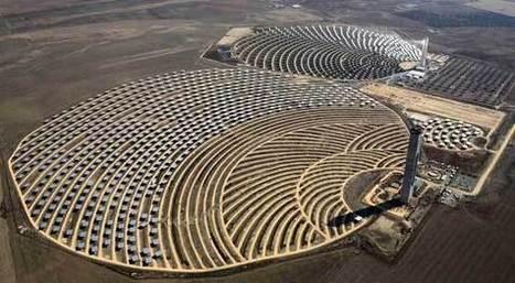 Las renovables crecen en Andalucía | Energías renovables&Desarrollo Tecnológico | Scoop.it