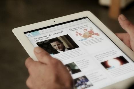 Les Français adeptes de la lecture numérique | Digital edition | Scoop.it