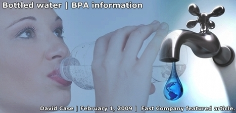 Bottled water BPA Facts Do you know what is in bottled water | Save the Water | What is in bottled water | Scoop.it